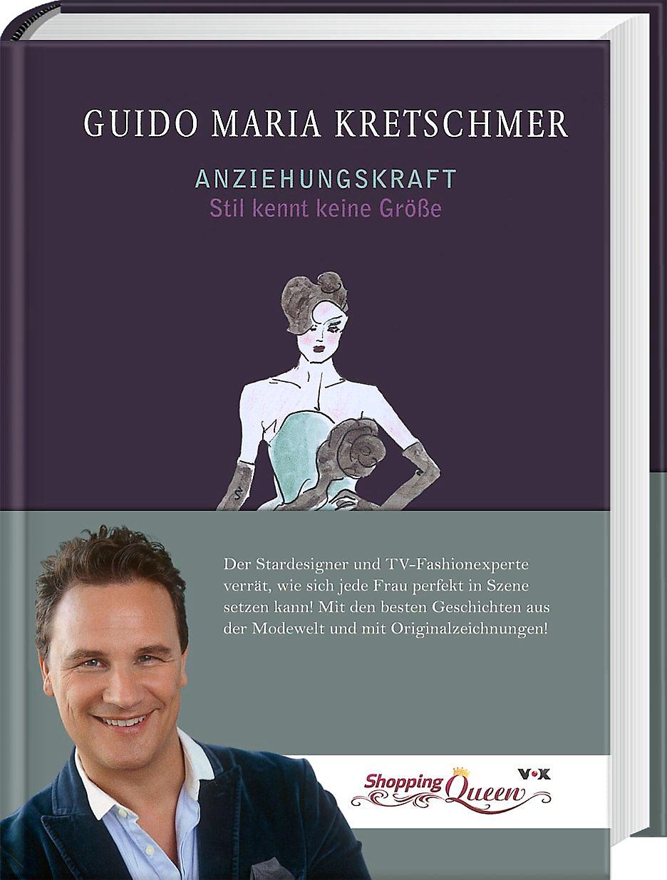 best website e8c52 c7cf2 Anziehungskraft Buch von Guido M. Kretschmer portofrei bestellen