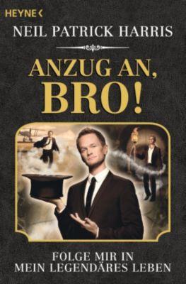 Anzug an, Bro!, Neil Patrick Harris