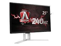 AOC AG251FG Gaming 130 mm 63,50cm 25Zoll 1920x1080 1ms gtg 16:9 240Hz Gsync Black - Produktdetailbild 1