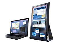 AOC I1601FWUX 39,6CM 15,6Zoll display LCD MONITOR - Produktdetailbild 1