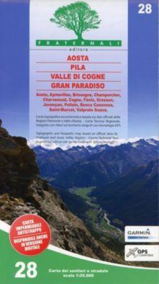 Aosta - Pila - Valle di Cogne - Gran Paradiso