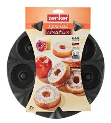 Apfelküchli / Donutbackblech Zenker