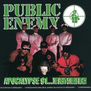 Apocalypse 91  The Enemy Strikes Black, Public Enemy