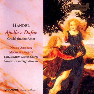 Apollo E Dafne/Crudel Tir.Amor, Argenta, Cm90