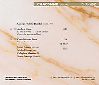 Apollo E Dafne/Crudel Tir.Amor - Produktdetailbild 1