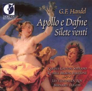 Apollo E Dafne & Silete Venti, Gauvin, Braun, Les Violons Du Roy, Labadie