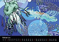 app art calendar 2019 (Wandkalender 2019 DIN A4 quer) - Produktdetailbild 2