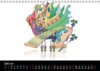 app art calendar 2019 (Wandkalender 2019 DIN A4 quer) - Produktdetailbild 6