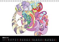 app art calendar 2019 (Wandkalender 2019 DIN A4 quer) - Produktdetailbild 3