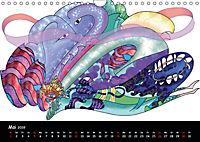 app art calendar 2019 (Wandkalender 2019 DIN A4 quer) - Produktdetailbild 5