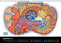 app art calendar 2019 (Wandkalender 2019 DIN A4 quer) - Produktdetailbild 9