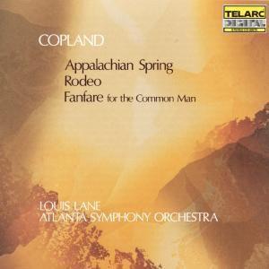 Appalachian Spring/Fanfare/+, Louis Lane