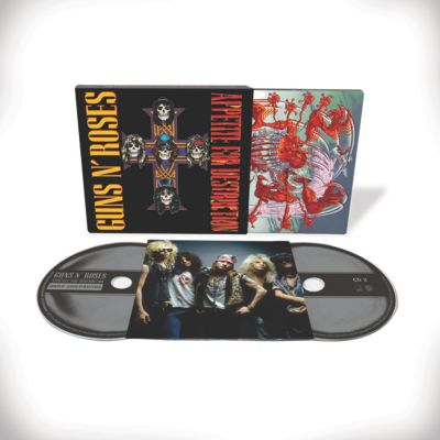 Appetite For Destruction (Limited 2CD Deluxe Edition), Guns N' Roses