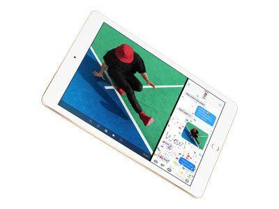 APPLE iPad - Wi-Fi 128GB - Gold