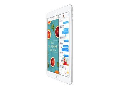 APPLE iPad - Wi-Fi 128GB - Silber