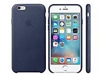 APPLE iPhone 6s Leather Case Midnight Blue - Produktdetailbild 4