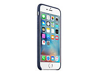 APPLE iPhone 6s Leather Case Midnight Blue - Produktdetailbild 3