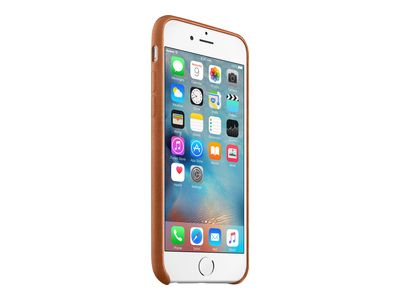 APPLE iPhone 6s Leather Case Saddle Brown