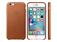 APPLE iPhone 6s Leather Case Saddle Brown - Produktdetailbild 1
