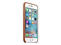 APPLE iPhone 6s Leather Case Saddle Brown - Produktdetailbild 2