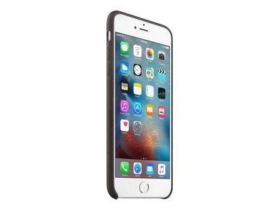 APPLE iPhone 6s Plus Leather Case Black