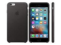 APPLE iPhone 6s Plus Leather Case Black - Produktdetailbild 4