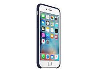 APPLE iPhone 6s Silicone Case Midnight Blue - Produktdetailbild 4