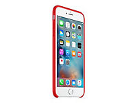 APPLE iPhone 6s Silicone Case Red - Produktdetailbild 5