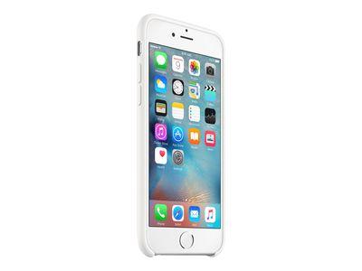 APPLE iPhone 6s Silicone Case White