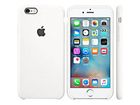 APPLE iPhone 6s Silicone Case White - Produktdetailbild 2