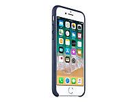 APPLE iPhone 8 / 7 Leather Case - Mitternachtsblau - Produktdetailbild 4