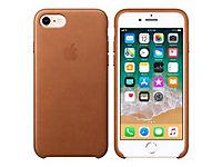 APPLE iPhone 8 / 7 Leather Case - Sattelbraun - Produktdetailbild 1