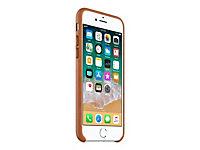APPLE iPhone 8 / 7 Leather Case - Sattelbraun - Produktdetailbild 2