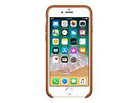 APPLE iPhone 8 / 7 Leather Case - Sattelbraun - Produktdetailbild 4