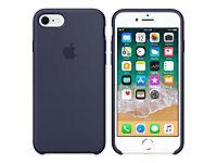 APPLE iPhone 8 / 7 Silikon Tasche Mitternachtsblau - Produktdetailbild 2