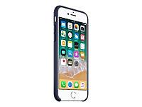 APPLE iPhone 8 / 7 Silikon Tasche Mitternachtsblau - Produktdetailbild 1