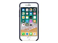 APPLE iPhone 8 / 7 Silikon Tasche Mitternachtsblau - Produktdetailbild 4