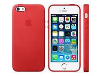 APPLE iPhone 8 / 7 Silikon Tasche - Rot - Produktdetailbild 2