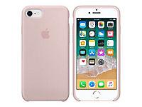 APPLE iPhone 8 / 7 Silikon Tasche - Sandrosa - Produktdetailbild 2