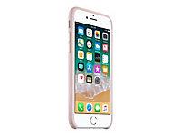APPLE iPhone 8 / 7 Silikon Tasche - Sandrosa - Produktdetailbild 4