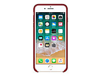 APPLE iPhone 8 Plus / 7 Plus Leather Case - (PRODUCT)RED - Produktdetailbild 5