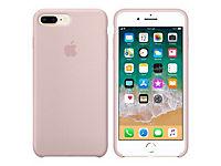 APPLE iPhone 8 Plus / 7 Plus Silikon Tasche - Pink Sand - Produktdetailbild 2