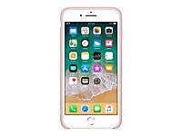 APPLE iPhone 8 Plus / 7 Plus Silikon Tasche - Pink Sand - Produktdetailbild 1