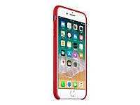 APPLE iPhone 8 Plus / 7 Plus Silikon Tasche - (PRODUCT)RED - Produktdetailbild 4
