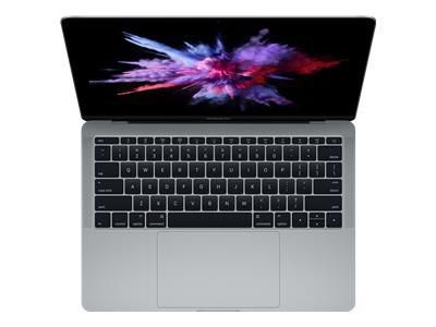APPLE MacBook Pro Z0UK Grau 33,78cm 13,3Zoll Intel Dual-Core i5 2,3GHz 16GB DDR3/2133 256GB SSD Intel Iris Plus 640 Deutsch