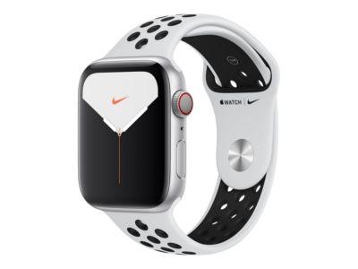 APPLE Watch Nike Series 5 GPS + Cellular 44mm Silver