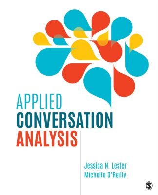 Applied Conversation Analysis, Michelle O'Reilly, Jessica Nina Lester