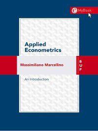 Applied Econometrics, Massimiliano Marcellino
