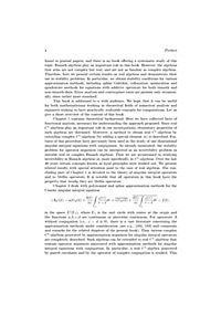 Approximation of Additive Convolution-Like Operators - Produktdetailbild 1
