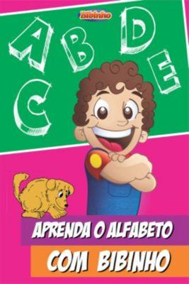 Aprenda O Alfabeto Com Bibinho, Bibinho